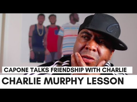 Capone: Charlie Murphy Stopped Me From Going After Hater, Last Phone Call
