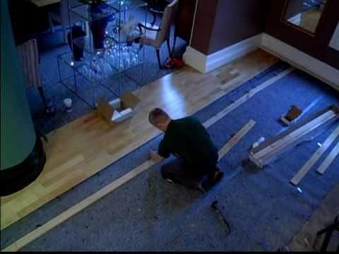 Noble House Floors Clip System