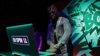 Dj Spinall premieres new song ft Mr Eazi on MTV Base Bigger Friday Show