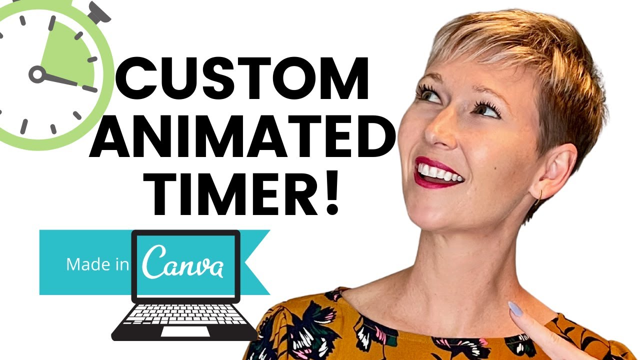 Download How to Create a Countdown Timer FAST in Canva