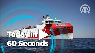 Today in 60 seconds - August 8, 2020