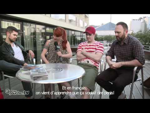 Un Café Avec Scissor Sisters - Interview VOST
