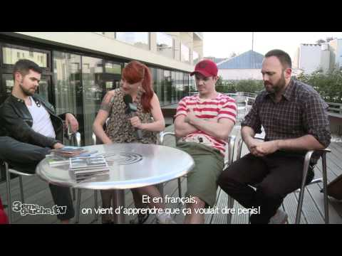 Un Café Avec Scissor Sisters - Interview VOST - YouTube