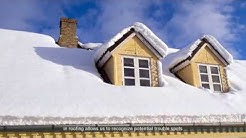 Winter Roof Replacement Casper WY | Casper Storm Damage Repair