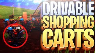 "Fortnite""Shopping Cart + Refund Skins"" GAMEPLAY UPDATE! FBR LIVE STREAM!!"