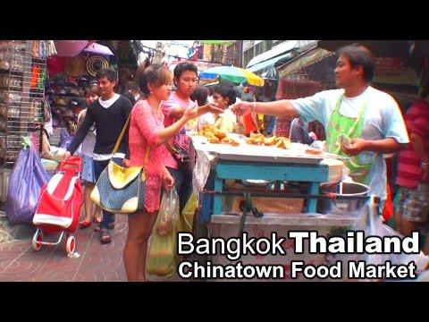 walking street bangkok - China town Sampeng Market ตลาดสำเพ็ง