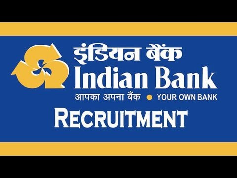 Indian Bank recruitment 2018 for 417 PO Posts | Apply Online