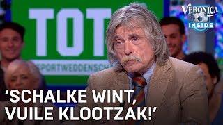 Toto-voorspelling: 'Schalke wint, vuile klootzak!' | VERONICA INSIDE