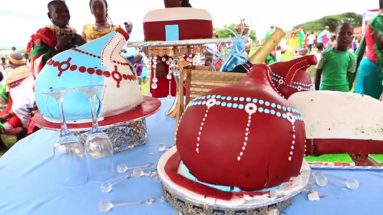 Samburu Traditional Wedding. Evelyn Weds Sammy - YouTube