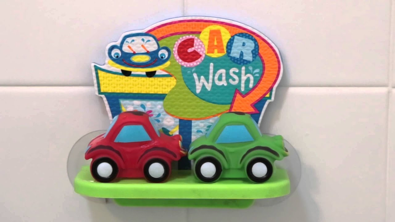 ALEX Toys Dirty Cars Bath Toy 888W