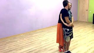 Танец в стиле Латина за несколько секунд под Enrique Iglesias - Bailando!