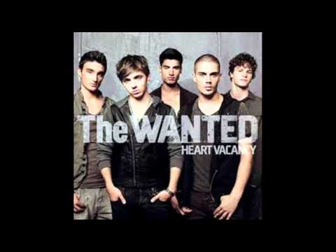 The Wanted-Heart Vacancy Audio