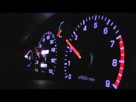 Toyota MR2 SW20 Acceleration
