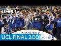 Porto's 2004 UEFA Champions League Glory