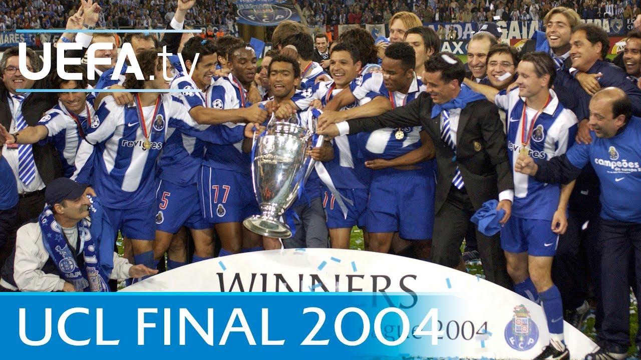champions league finale 2004