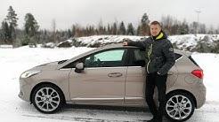 Testissä uusi Ford Fiesta (Teknavi 2018)