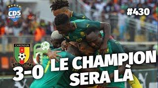 Burundi vs Gabon (1-1) / Cameroun vs Comores (3-0) QUALIFS CAN - Débrief / Replay #430 - #CD5