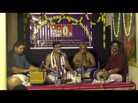 Namasankeerthanam | Udayalur Kalyanaraman |  Akhanda Bhakti Gana Samarpana 2016