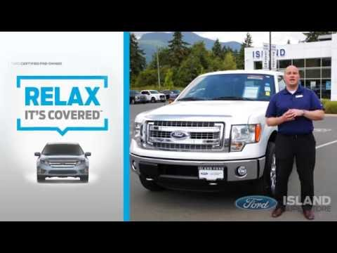 What  is Ford Certified Pre-Owned?