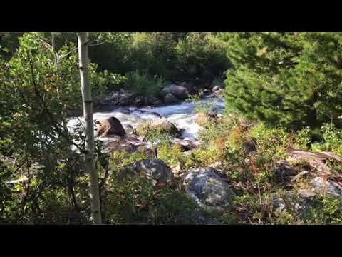 30-Second Sacred: 53. Peek into the Rush of a Mountain River!