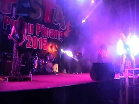 Itu Janji - AMUK live @ Pesta Penang 2015