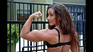 5 Strong Muscular Female Athletes in the World 2017 || Top 5 Battle