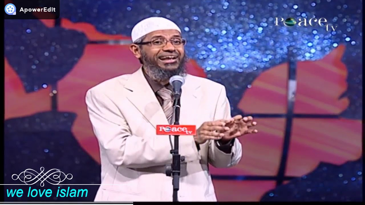 open question and answer session by dr. zakir naik english lectures