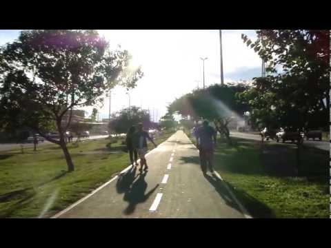 Uma volta de bike em Samambaia DF