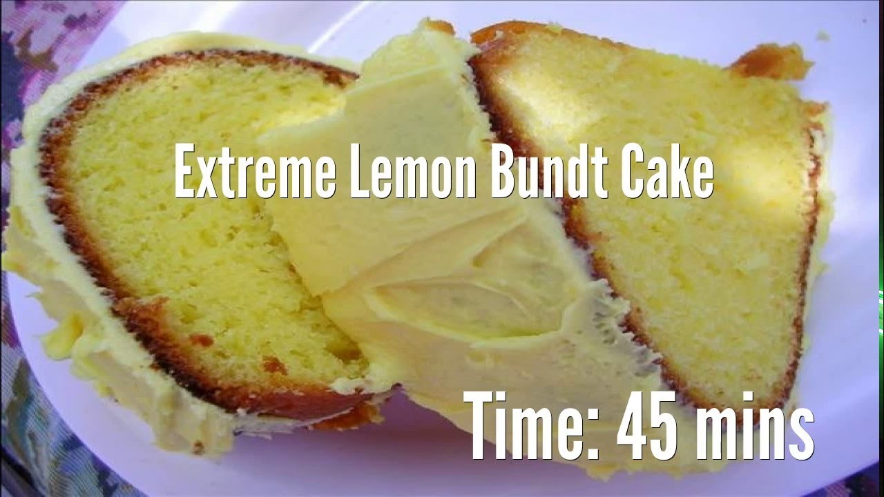 Lemon Cake Mix Sprite Recipe