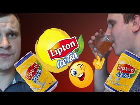 КАК САМОМУ СДЕЛАТЬ LIPTON ICE TEA???