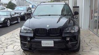 BMW X5 35d ブルーパフォーマンス 中古車試乗インプレッション