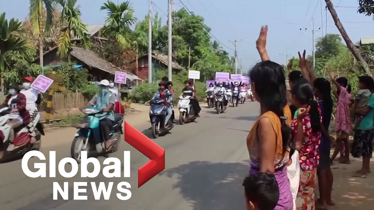 Several players exit Myanmar soccer team in protest of coup - La ...