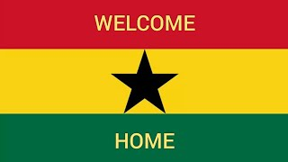 YEAR OF RETURN  All African Diasporas out there Welcome homeGhana Let help them to settle