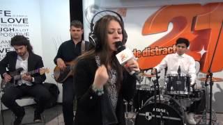 Nicole Cherry - Mama noastră (LIVE @ RADIO 21)