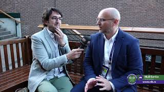 Wimbledon 2019.   Viško i Cvija odjava trećeg dana 3.7.2019.   SPORT KLUB Tenis