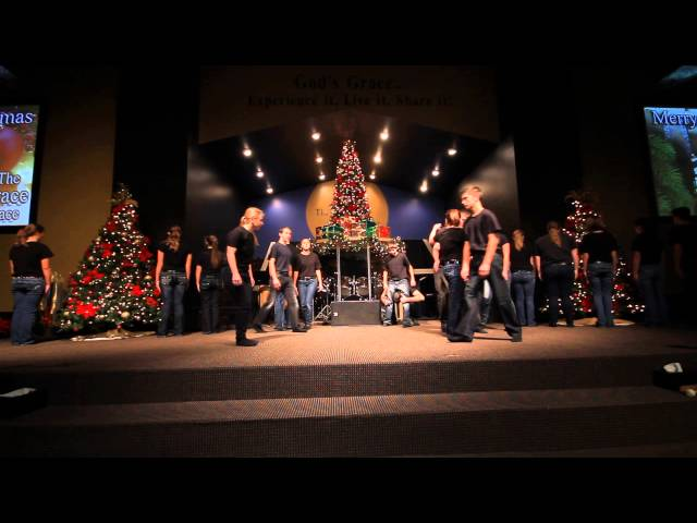 Epic Youth Ministries Christmas Skit / Human Video