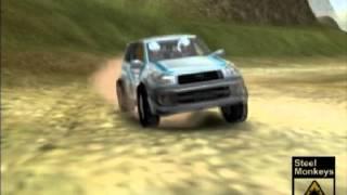 PSM2 Demo Disc 11 - Master Rallye Trailer