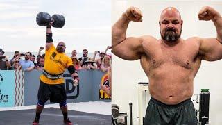 Brian Shaw 4-time World's Strongest Man - Wywiad [NAPISY PL]