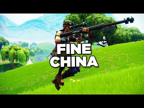 Fortnite Montage - Fine China (Future & Juice WRLD)