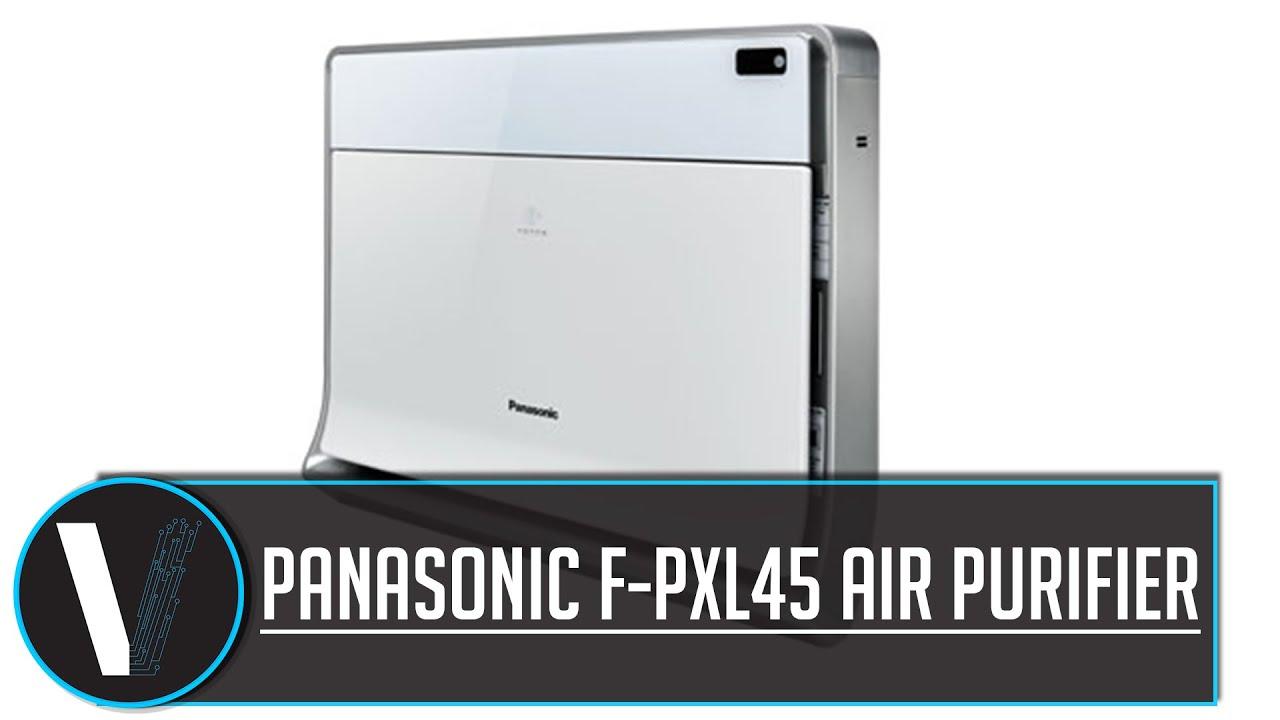 Kết quả hình ảnh cho Panasonic air purifier F-PXL45A amazon