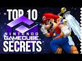 Top 10 Nintendo GameCube Easter Eggs and Secrets!