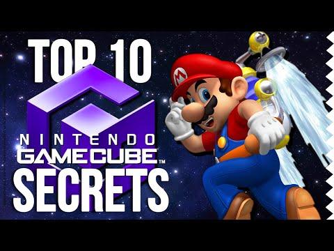 Top 10 Nintendo GameCube Secrets and Easter Eggs! Easter Egg Hunter