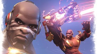 Video Doomfist Destroying 1v6!! | Overwatch Best and Funny Moments - Ep.56 download MP3, 3GP, MP4, WEBM, AVI, FLV Mei 2018