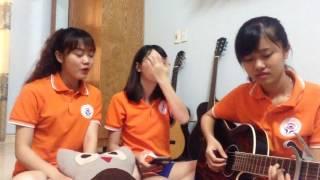 Dễ thương - Khởi My guitar cover by HVH