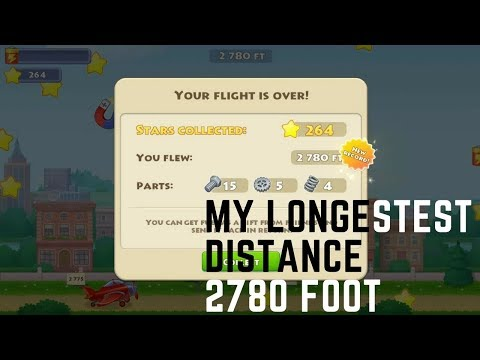 TOWNSHIP AERIAL CHALLENGE / MY  LONGEST DISTANCE