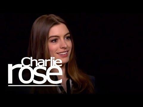 Anne Hathaway (03/20/12)   Charlie Rose
