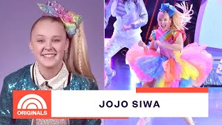 JoJo Siwa Talks Haters, Hairline, and Favorite Costumes | TODAY Originals