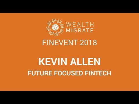 Finevent 2018 | Kevin Allen |  09h05 - 09h45