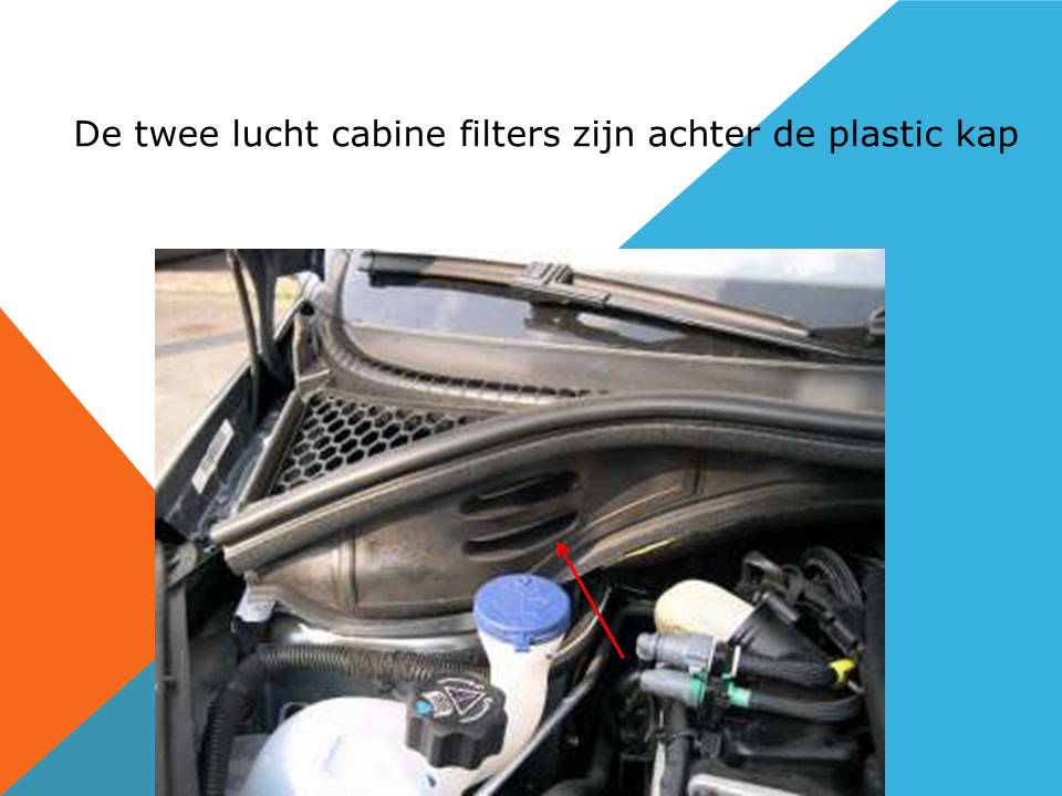 Peugeot 207 interieurfilter en pollenfilter vervangen hoe for Interieur filter