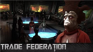 Star Wars lore: The Trade Federation